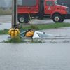 Orillia firefighters rescue man from swamped car