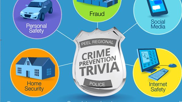 police and crime prevention essay