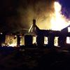 Vacant Milton farmhouse destroyed by fire