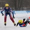 Durham Speed Skaters in Ottawa.