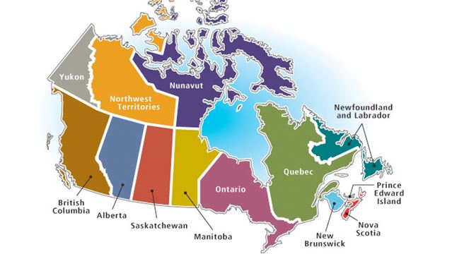 Canada 150 Quiz How many of these provincial and terri