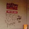 Oshawa King Street East homes, businesses vandalized with graffiti
