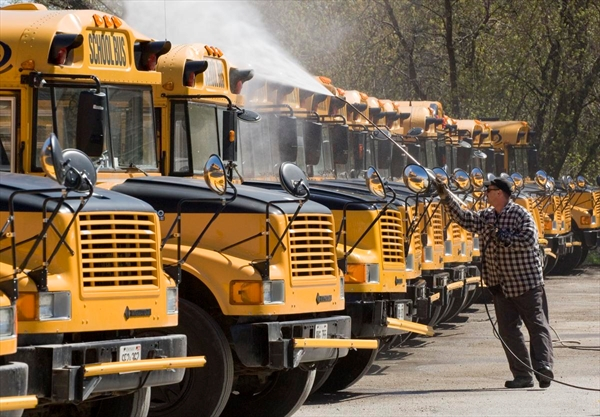 Another school year, another Hamilton bus driver shortage