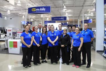 Peterborough Best Buy team