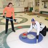 Curlers raise money for Big Brothers Big Sisters