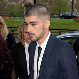 Zayn Malik cut hair for a 'fresh start'-Image1
