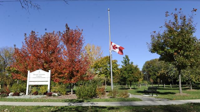Oakville reacts to terror on Parliament Hill