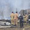 Hortop Mill fire