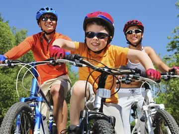 Top 6 family-friendly bike trails in Simcoe County