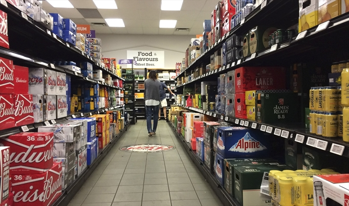 Brampton and Mississauga Beer Stores to open on Thanksgiving