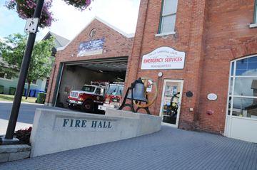 Lindsay fire hall