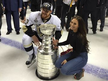 Lifting the Cup an 'incomparable' feeling for Oakville's Wilson