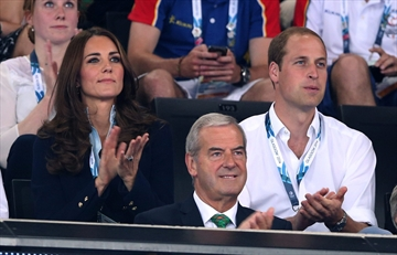 Kate, Wills add royal flair to Commonwealth Games-Image1