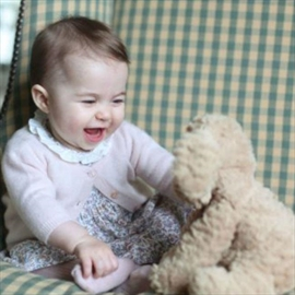 New pictures of Princess Charlotte released -Image1