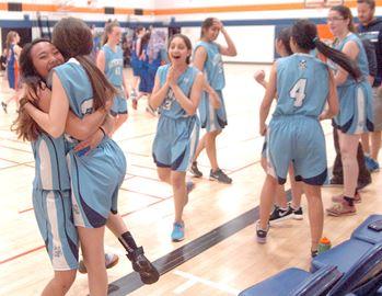 Public high school midget basketball finals