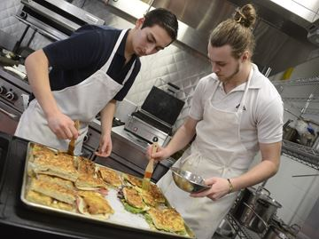 Loyola serves up culinary careers to Oakville students