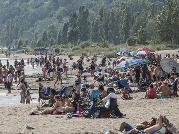 OPP urge beach safety