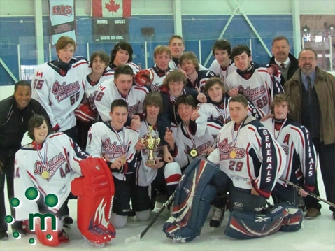 Ajax hockey midget pickering apologise, but