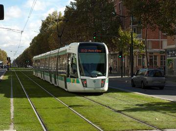 Paris Tramway