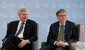 Harper urges parents to vaccinate kids-Image1