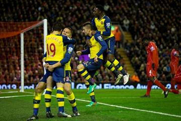 Liverpool holds Arsenal, Sunderland wins derby-Image1
