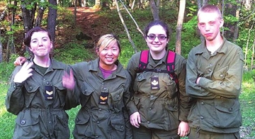 Army cadets seek new recruits; Program provides uniforms, training, me– Image 1