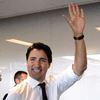 Justin Trudeau at Mohawk College