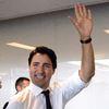 Justin Trudeau at Mohawk College