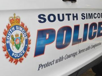 Police seize Ajax man's van for stunt driving in Innisfil
