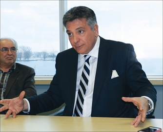 Minister of Finance Charles Sousa stops by Quinte West– Image 1