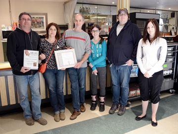 Dedicated blood donor honoured
