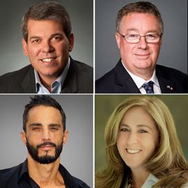Candidates hit a long campaign trail in Niagara Centre
