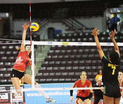 Volleyball qualifiers kick off Pan Am test event series ...