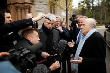 Blatter wants 2022 World Cup final no later than Dec. 18-Image1