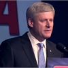 Stephen Harper says he has 'no regrets'