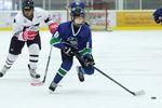 St. Mary hockey players