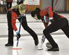 Ontario Scotties action (Draw 1)