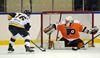 Whitby Fury clip Orangeville Flyers