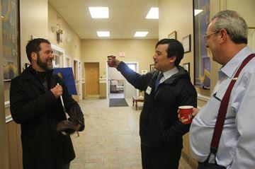 Perth political meet and greet