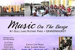 MUSIC ON THE BARGE