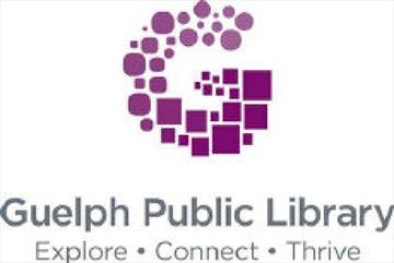 Guelph Library branding