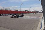 Start of the 2016 Honda Indy Toronto
