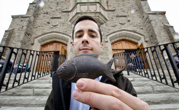 Canadian s lucky iron fish saves lives in cambodia for Lucky iron fish snopes