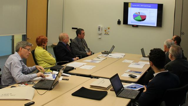 City's 2016 budget media briefing