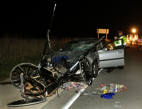 Adams County Ohio Car Accident