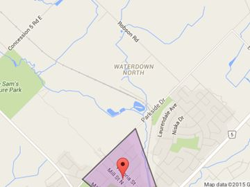 Waterdown power outage