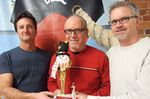Float with film focus scores top honours at Orillia parade