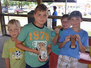 Alliston Potato Festival pine block car race registration deadline July 29