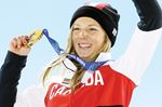 Gold medallist Dara Howell to share Olympic memories at Midland Cultural Centre