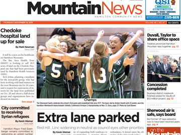 Mountain News general excellence